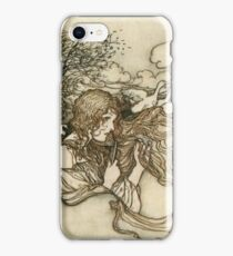 Arthur Rackham - Snowdrop And Other Tales iPhone Case/Skin