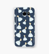 Wicked Glinda Pattern Samsung Galaxy Case/Skin