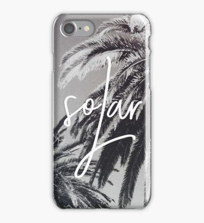 Solar iPhone Case/Skin