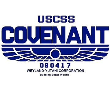USCSS Covenant by RedeemerOfSouls