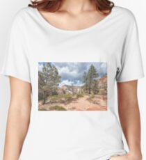 Zion High Plateau Women's Relaxed Fit T-Shirt
