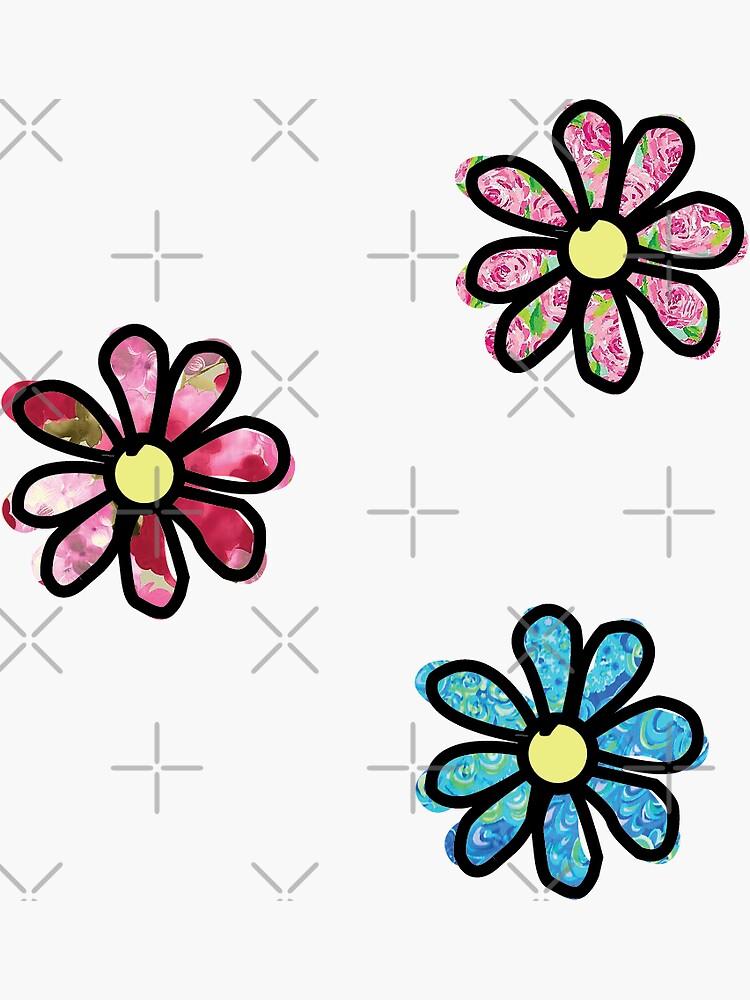Flower - 3 Pack Floral by jennaannx11