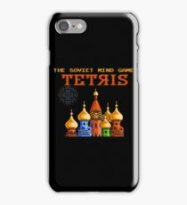 TETRIS - NES CLASSIC GAME iPhone Case/Skin