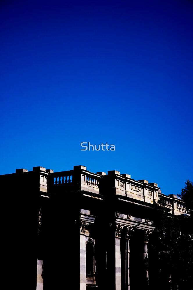 Blue Sky by Shutta