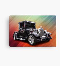 Hotrod Pickup Canvas Print