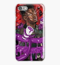 21 Savage Leaned Out iPhone Case/Skin