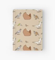 birds! Hardcover Journal