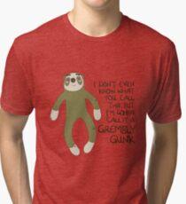 Grembly Gunk Tri-blend T-Shirt
