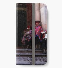 Pisac Church, Peru iPhone Wallet