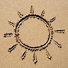 Sun symbol. by britishphotos