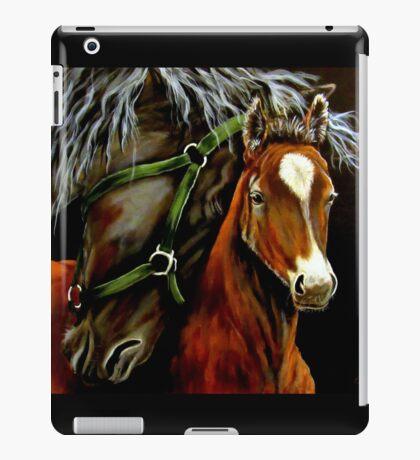 Nuzzles #2 iPad Case/Skin