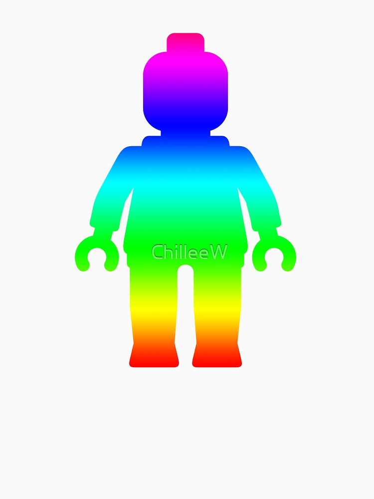 Minifig [Rainbow 1]  by ChilleeW