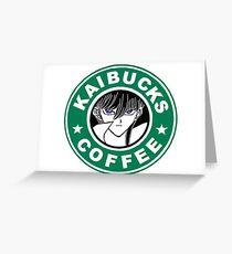Kaibucks vers. 2 Greeting Card