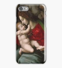 Bachiacca - Madonna And Child iPhone Case/Skin