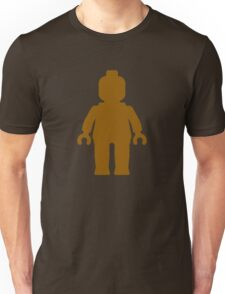 Minifig [Brown]  Unisex T-Shirt