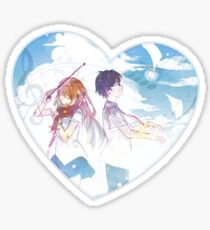 Your Lie in April Sticker