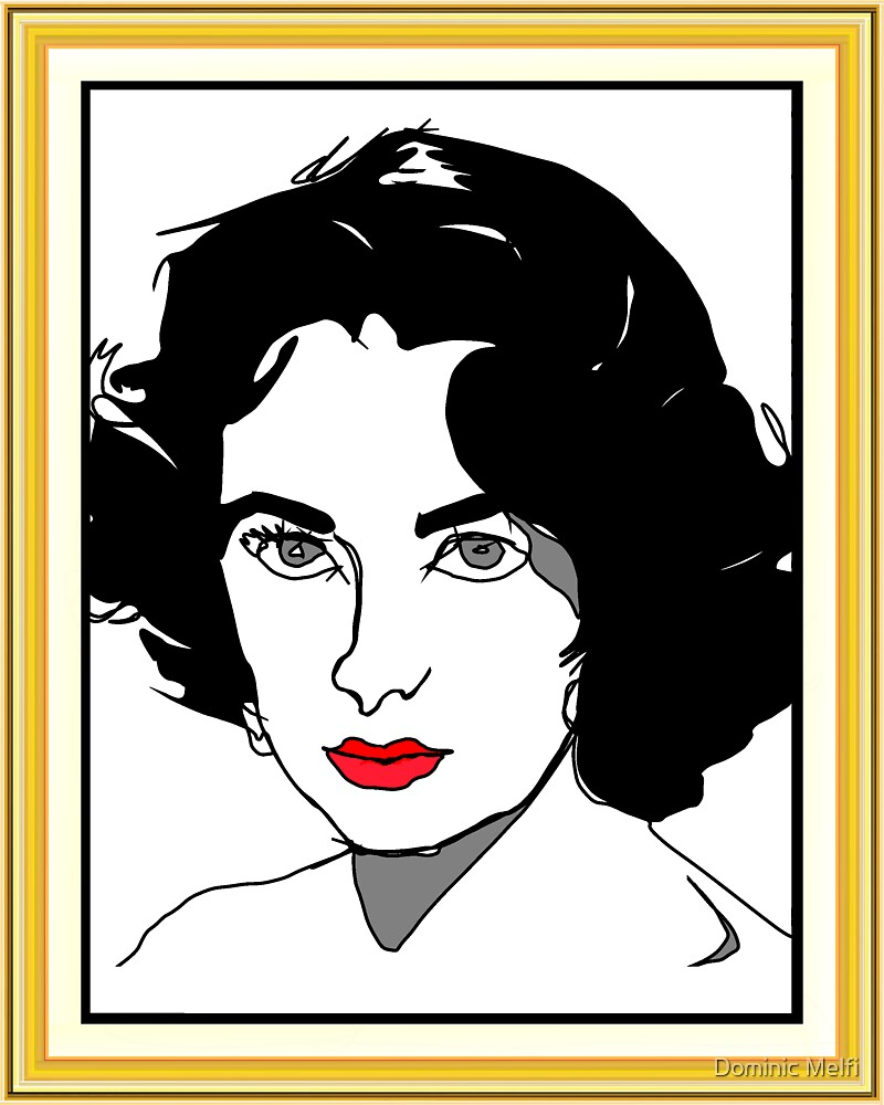Elizabeth by Dominic Melfi