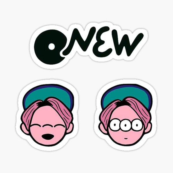 SHINee - Onew Sticker