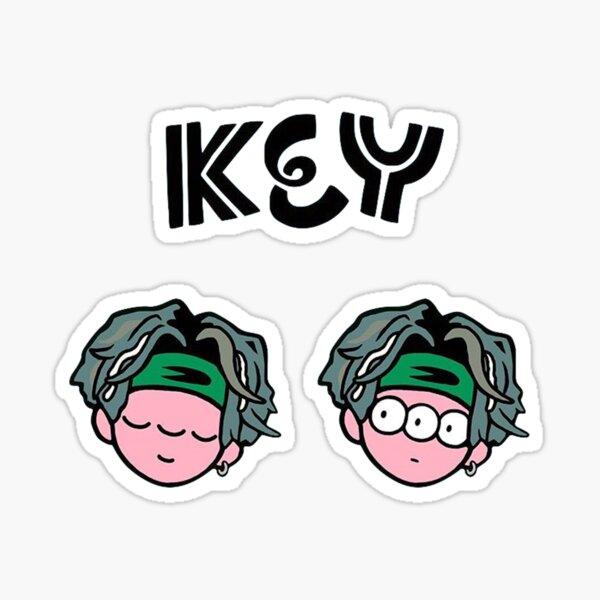 SHINee - Schlüssel Sticker