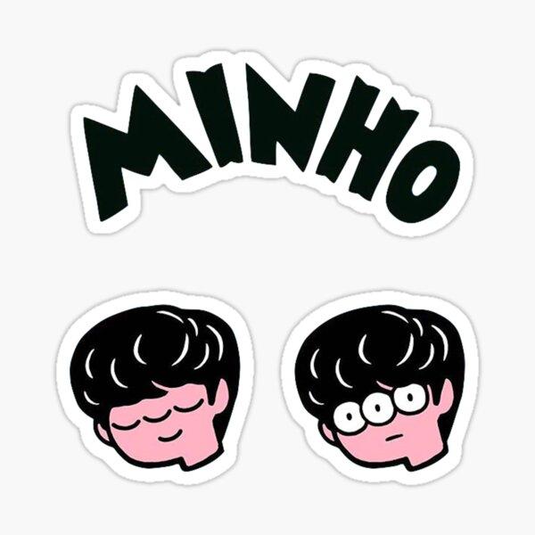 SHINee - Minho Sticker