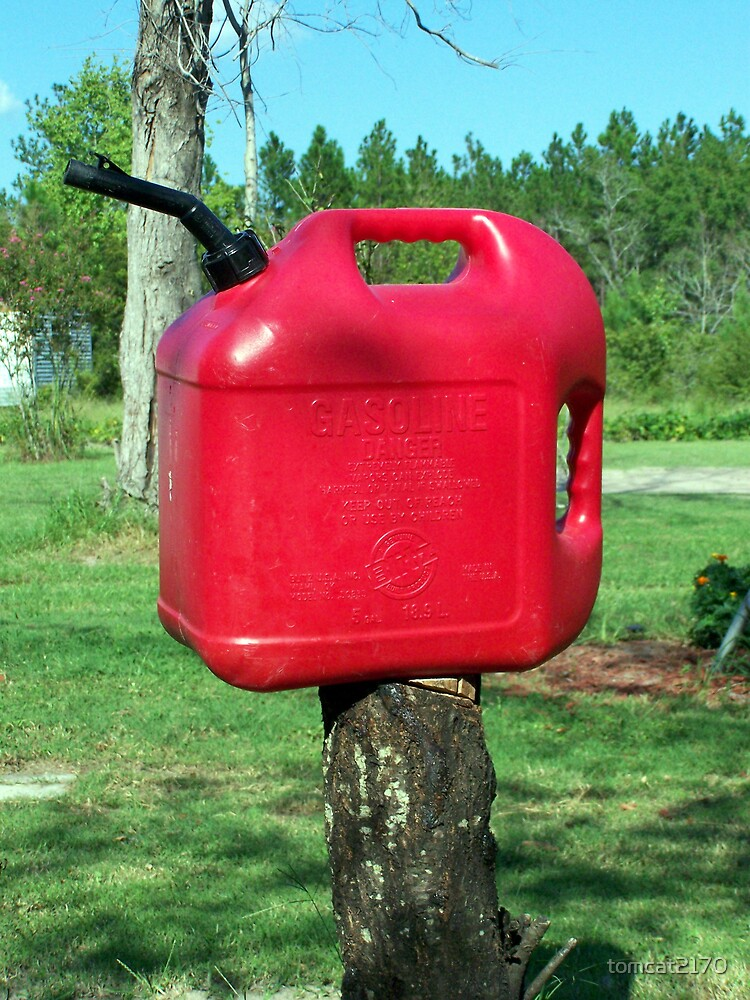 hillbilly gas tank by tomcat2170