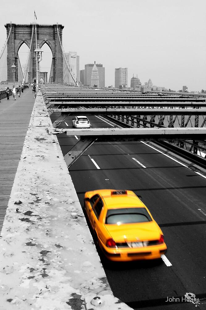 Leaving Brooklyn by John Healy