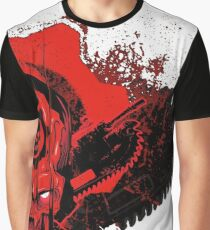 'Gears of war 4' logo on a white background Graphic T-Shirt