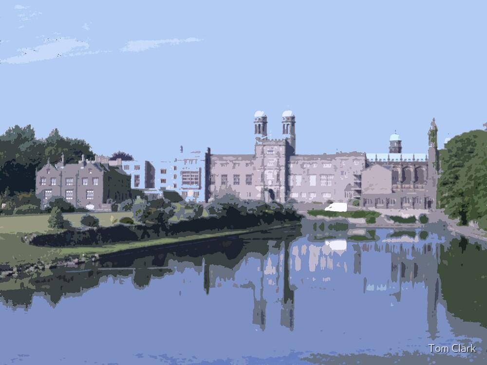 Stonyhurst College by Tom Clark