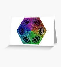 Reinventing The Wheel Greeting Card