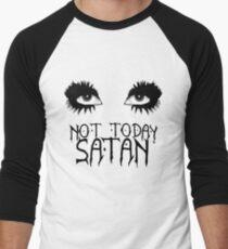 Camiseta ¾ bicolor para hombre Not Today Satan - Bianca Del Rio