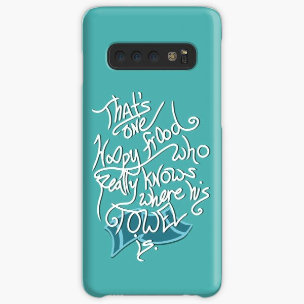 One Hoopy Frood Samsung Galaxy Snap Case