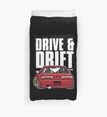 Drive and Drift Duvet Cover