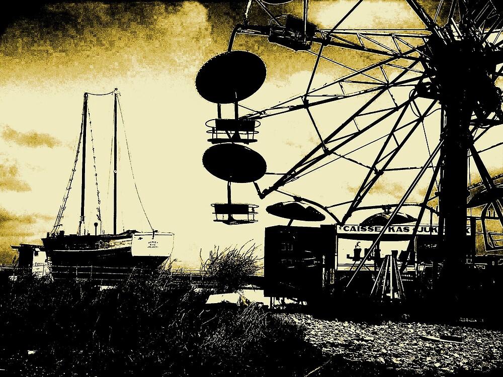 Big Wheel by gashmore