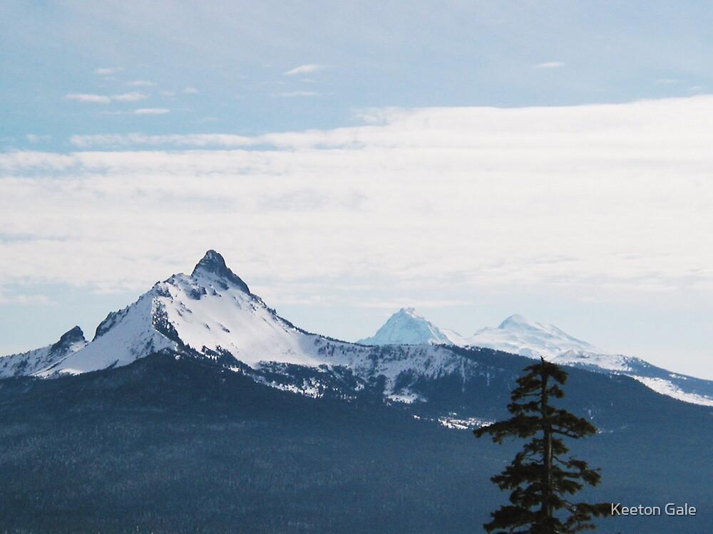Mount  Washington by Keeton Gale