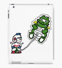 Dig Dug - Dug and Fygar iPad Case/Skin