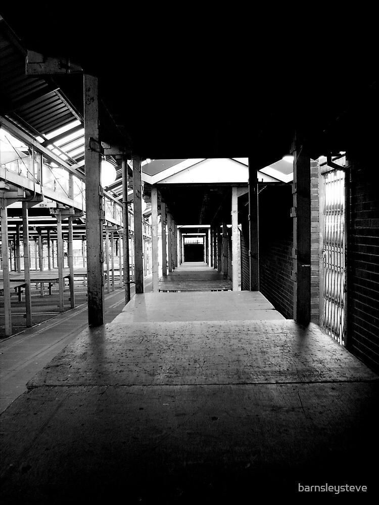 Barnsley Market by barnsleysteve