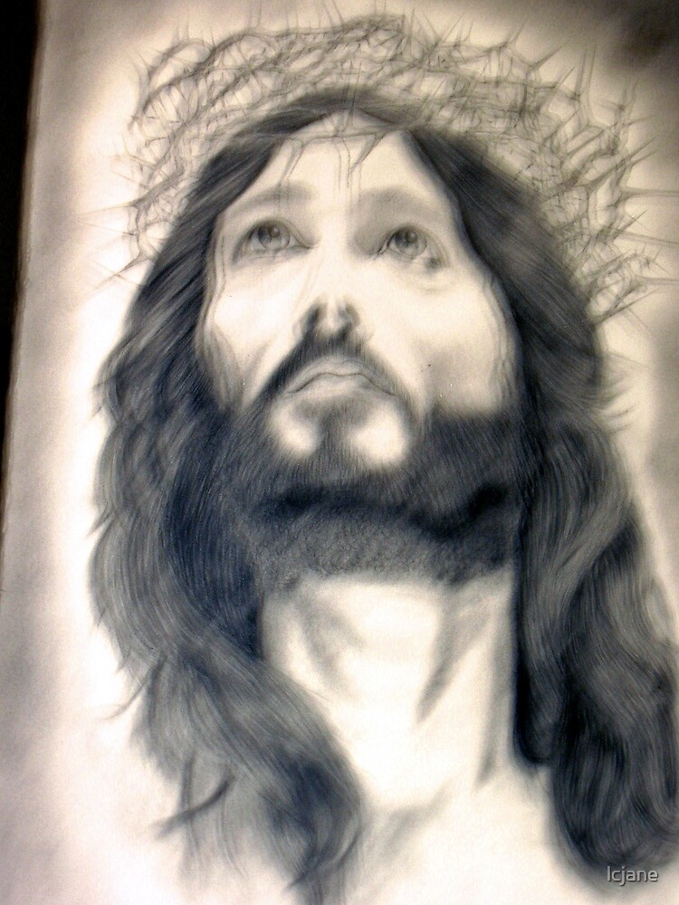 My Savior by lcjane