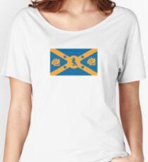 Flag of Halifax, Nova Scotia  Women's Relaxed Fit T-Shirt