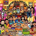 Diwali by Laura Hutton
