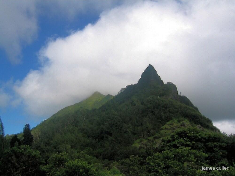 MOUNTAIN PEAK by james cullen