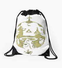 The Legend of Zelda Drawstring Bag