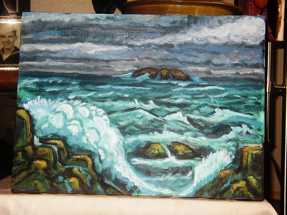 bang sea! by madvlad