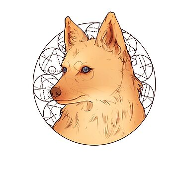FOX (transparent) by Aid3lis