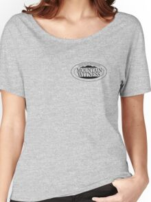 Save Shay Mountain Protest Shirt Front Women's Relaxed Fit T-Shirt