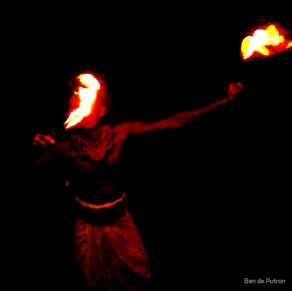Fire Starter by Ben de Putron