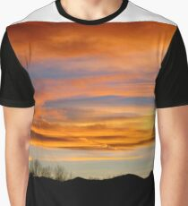 Sky of Gold Graphic T-Shirt