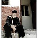 old man by BOOJOO
