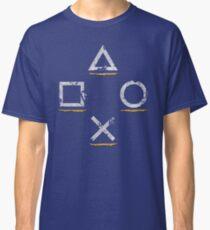 Adventurous Button Icons (Ver. 1) Classic T-Shirt