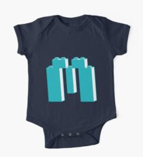 THE LETTER M, by Customize My Minifig Kids Clothes