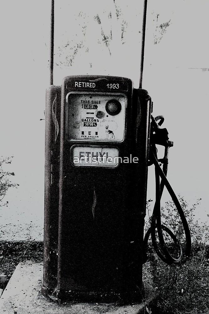 Ethyl by artistfemale